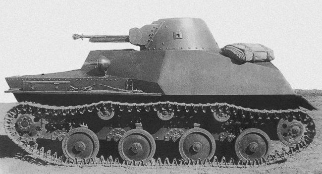 Т-40 — прародитель легких танков СССР времён Второй Мировой Войны