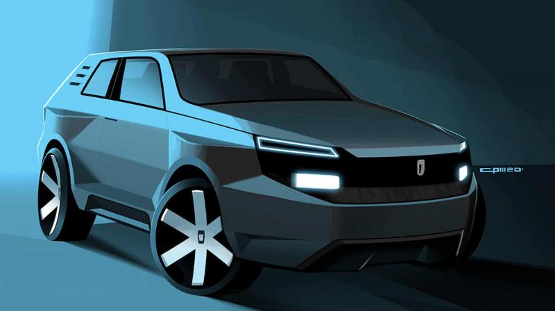 В 2025 году может выйти удлиненная Lada Niva Grand