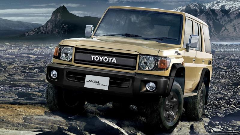 Все, что нужно знать о новом Toyota Land Cruiser 70 2021 года – последние новости