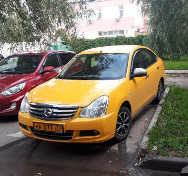 Желтые номера на автомобиле — преимущества и как получить