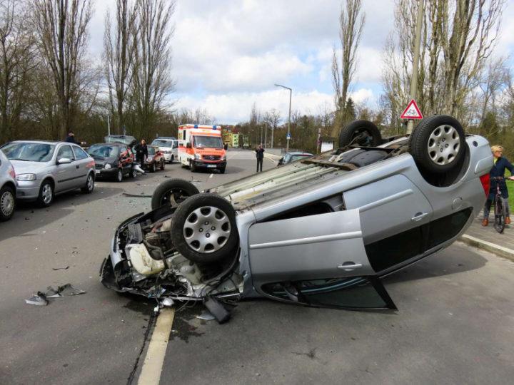 Типичный нарушитель ПДД – молодой мужчина на подержанном авто