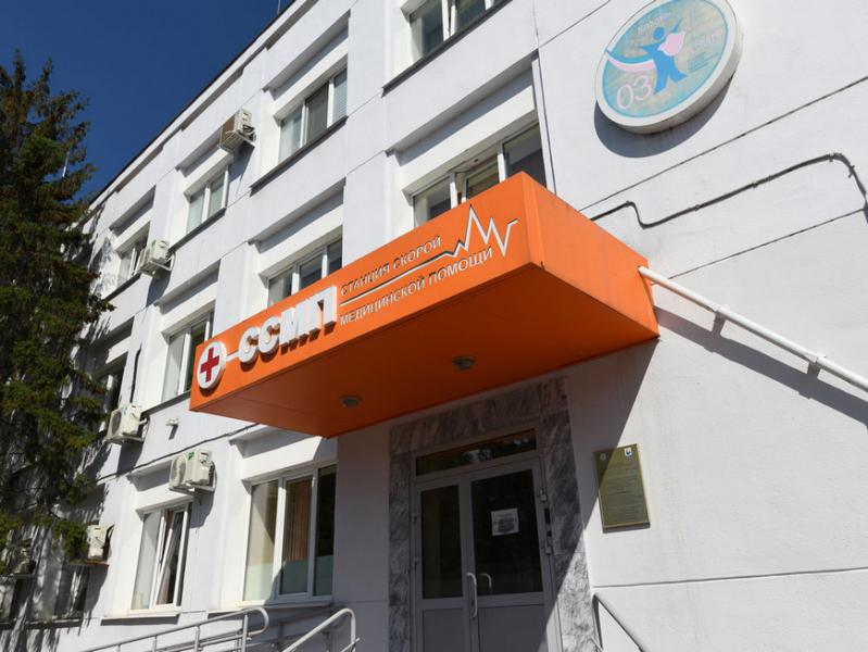 Скорая помощь Казани за неделю выполнила 8,8 тысячи вызовов