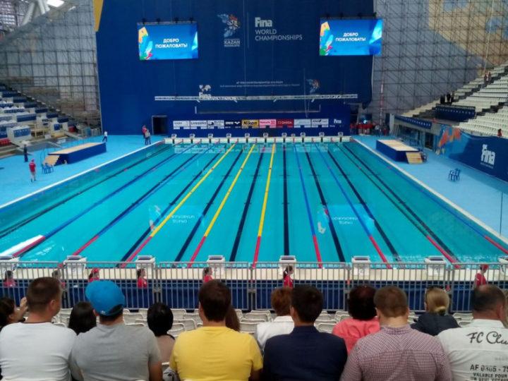 Казань примет этап Кубка мира FINA по плаванию