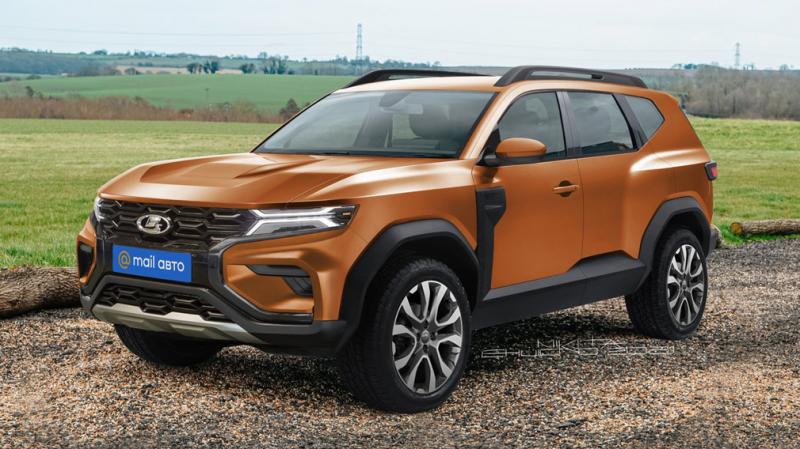 Итоги недели, ч.2: новую Lada Niva Legend показали на фото, в РФ упростили процесс уплаты транспортного налога и Mazda CX-50 раскрывается