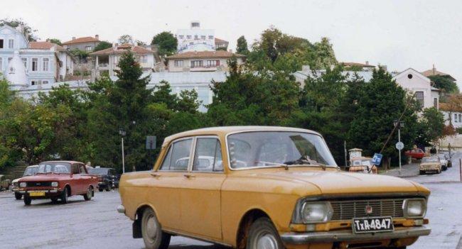 Какие иномарки копировали дизайн с автомобилей СССР