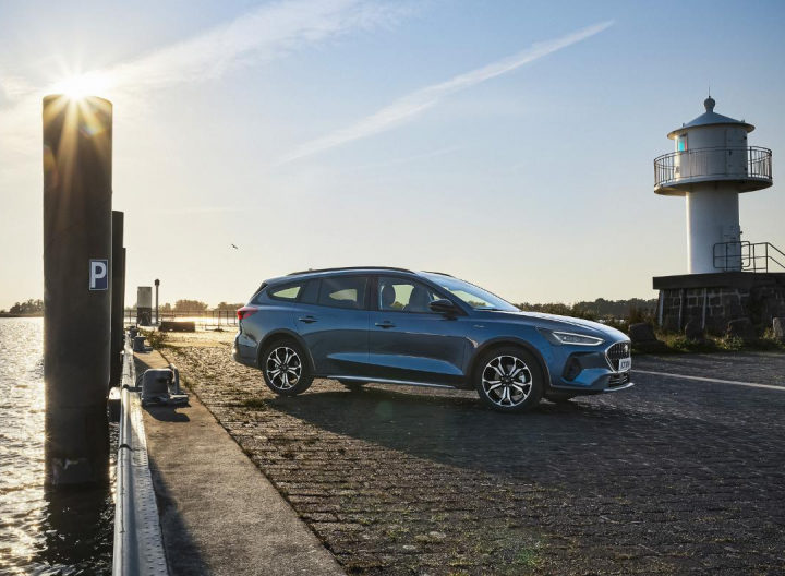 Названы сроки начала продаж на рынке Европы Ford Focus 2022