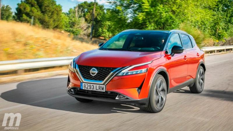 Новый гибридный Nissan Qashqai N-Go 2022 вышел в Европе
