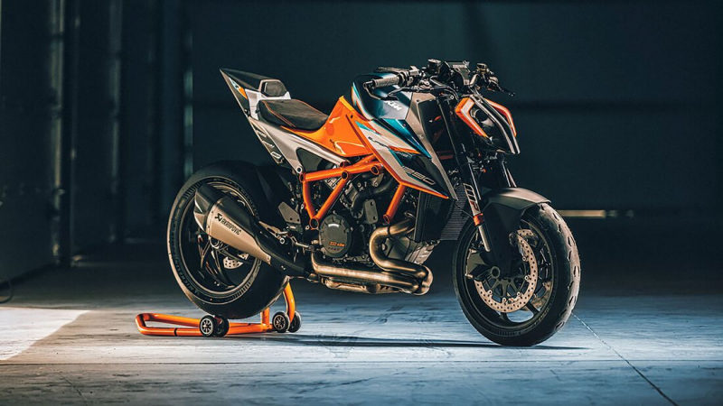 Официально представлен новый KTM 1290 Super Duke EVO 2022