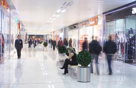 Торговые центры теряют посетителей