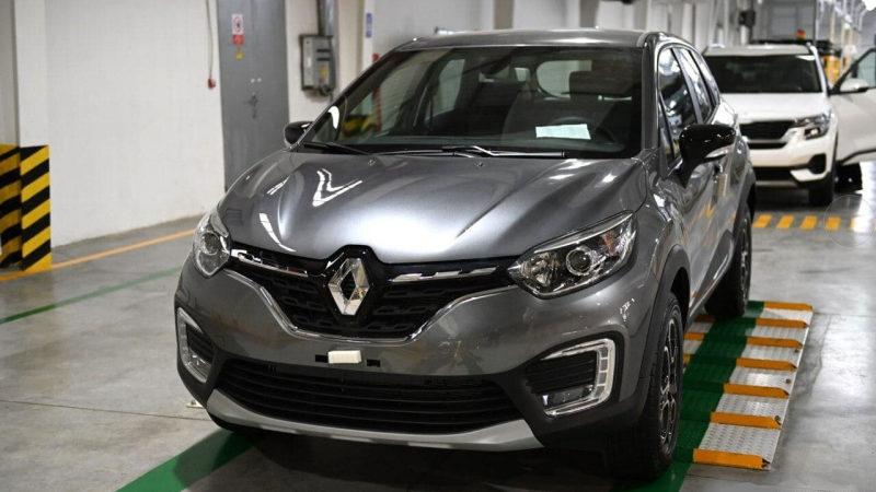 В Узбекистане наладили сборку российских Renault
